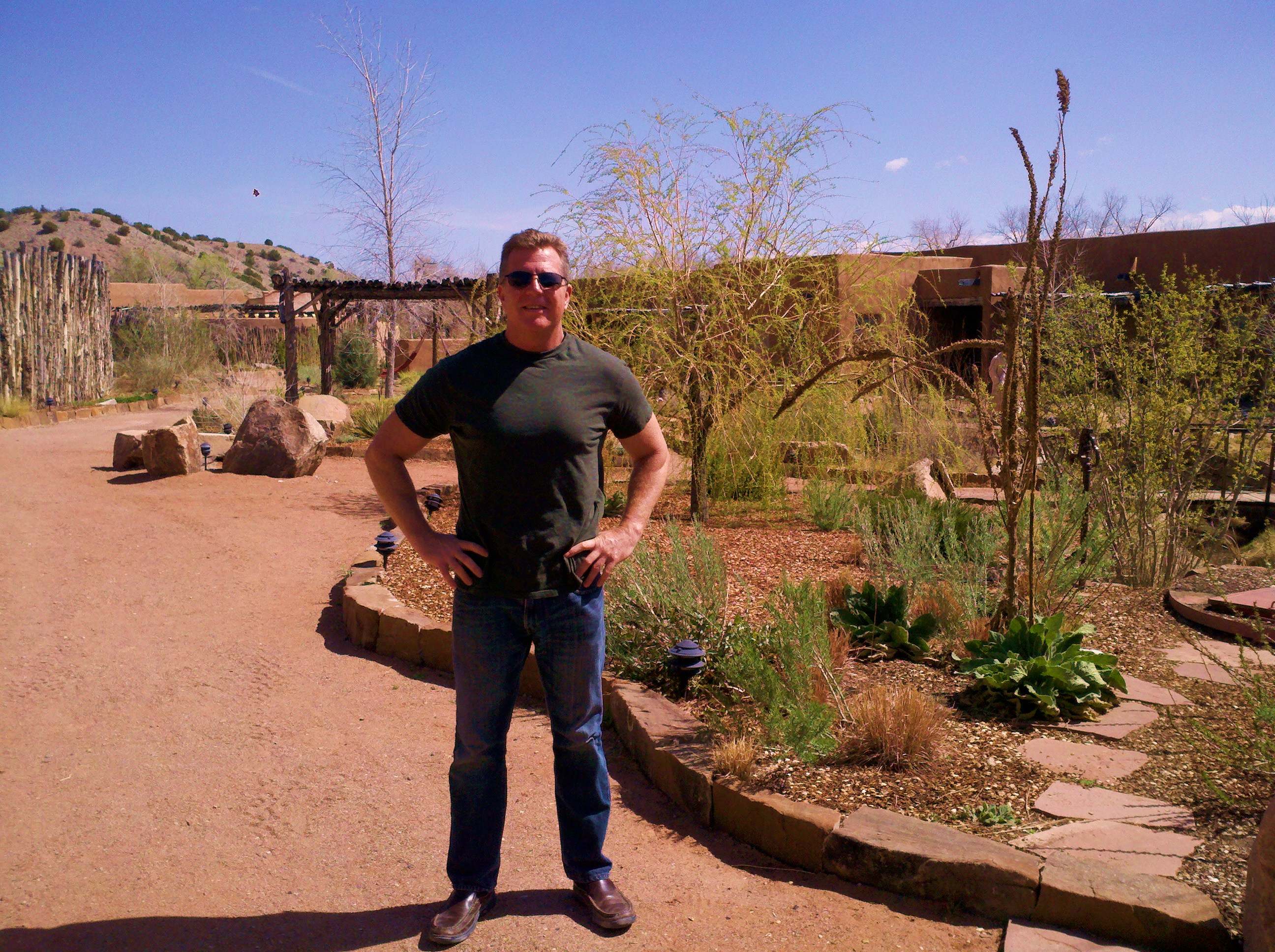 ojo caliente men Ojo caliente mineral springs spa: tips for visiting ojo caliente - see 648  traveler  both of these young men are stellar examples of the ojo commitment  to.