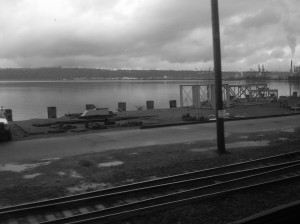 Take Amtrak and see America.
