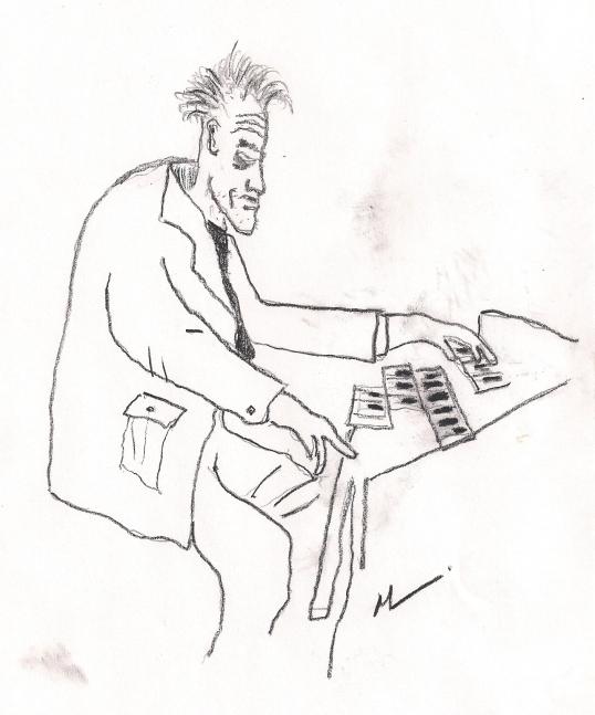 Police sketch